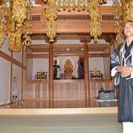 【陸前高田】金剛寺の本堂完成 10月8日に落慶法要