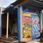 震災伝える「潮目」再出発 大船渡の私設資料館解体